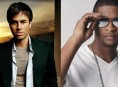 imagen Enrique Iglesias y Usher estrenan Dirty Dancer