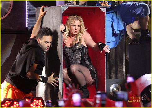 Femme Fatale Tour de Britney Spears ya está en marcha1