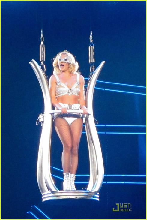 Femme Fatale Tour de Britney Spears ya está en marcha2