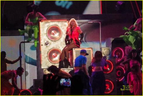 Femme Fatale Tour de Britney Spears ya está en marcha4