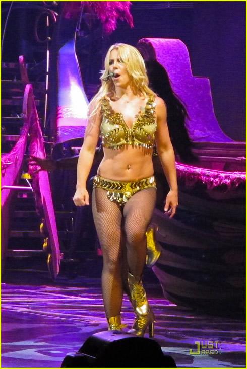 Femme Fatale Tour de Britney Spears ya está en marcha5