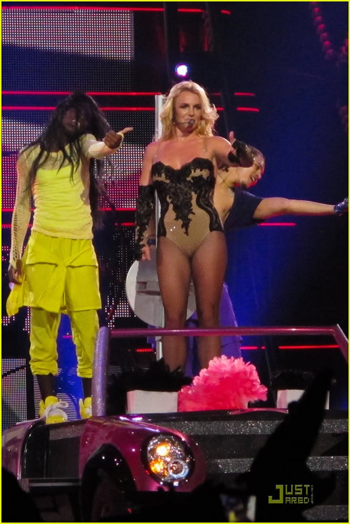 Femme Fatale Tour de Britney Spears ya está en marcha7