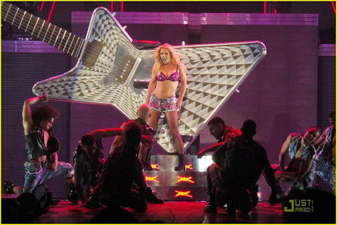 Femme Fatale Tour de Britney Spears ya está en marcha8