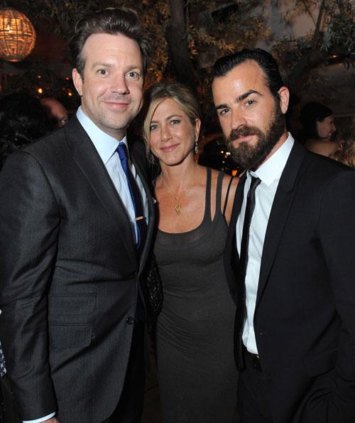 Jennifer Aniston parece tener un nuevo amor1