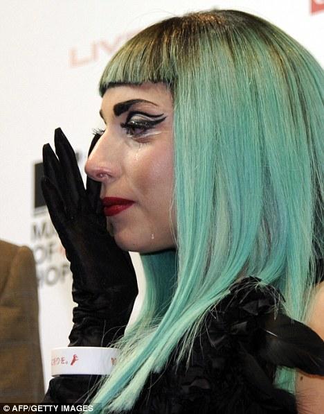 Lady Gaga está en Japón3