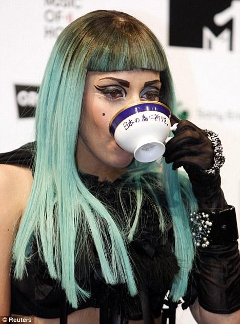 Lady Gaga está en Japón4
