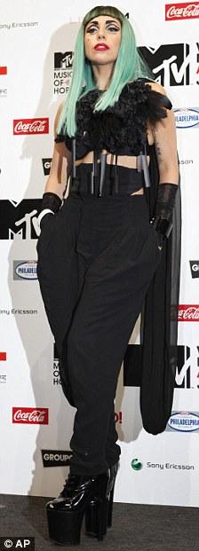 Lady Gaga está en Japón6