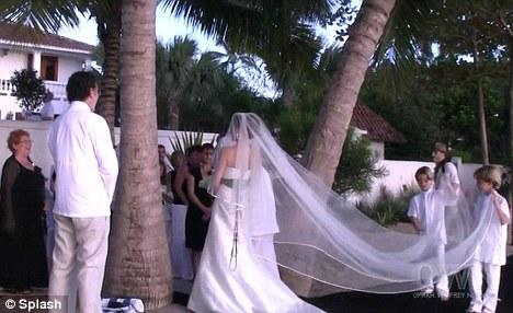 Las fotos de la romántica boda de Shania Twain2