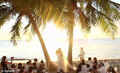 Las fotos de la romántica boda de Shania Twain4