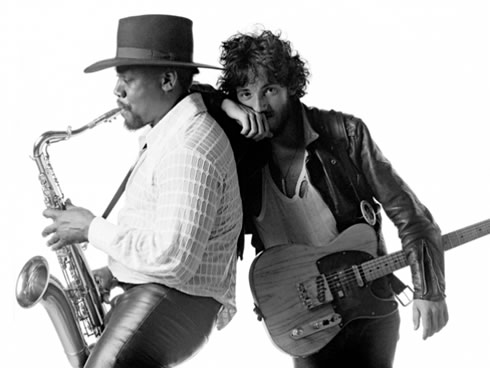 Murió Clarence Clemons, saxofonista de Bruce Springsteen