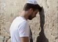 imagen Shakira y Piqué juntos en el muro de los lamentos