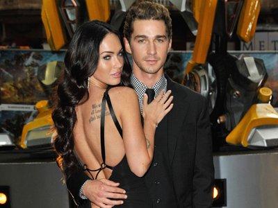 Shia Labeouf tuvo un romance con Megan Fox2