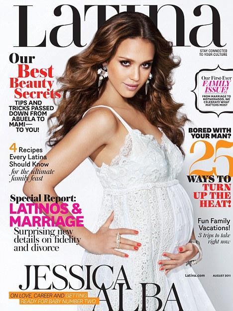Jessica Alba anima a las embarazadas1