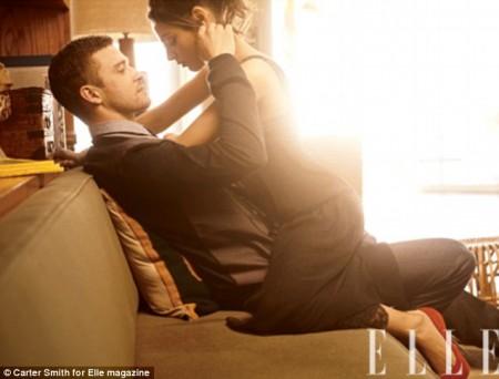 Justin Timberlake y Mila Kunis7