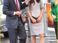 imagen El príncipe Guillermo y la duquesa de Cambridge reaparecen en escena