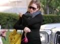 imagen Hilary Duff en campaña para recuperar su figura pre parto