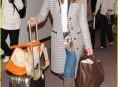 imagen Jessica Alba viaja por trabajo junto a su familia
