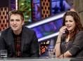 imagen Kristen Stewart y Robert Pattinson juntos y felices