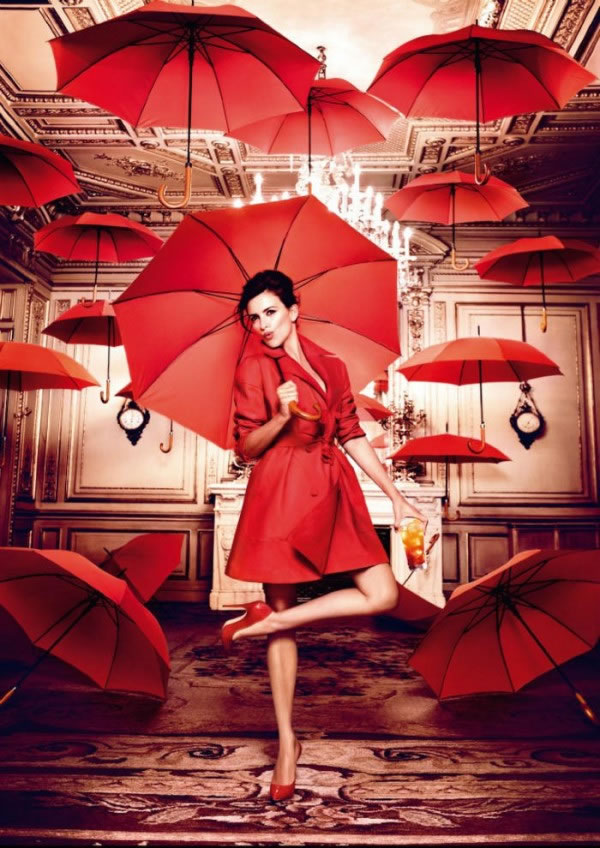 Penélope Cruz en el calendario Campari 2013 10