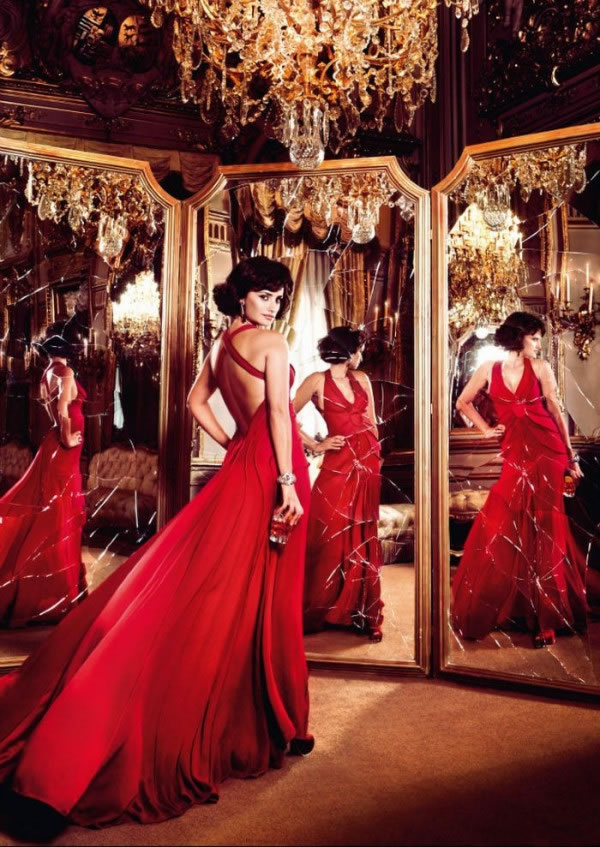 Penélope Cruz en el calendario Campari 2013 9