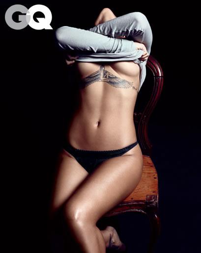 Rihanna en GQ 3