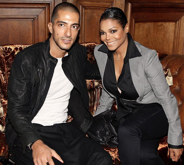 Janet Jackson y Wissam Al Mana