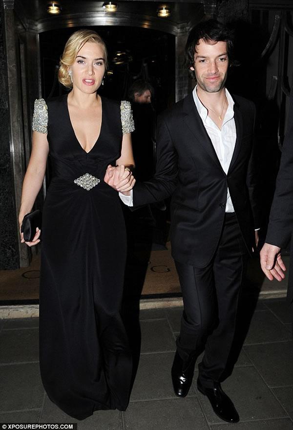 Kate Winslet se casó