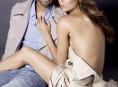 imagen Eva Longoria y Tony Parker con el amor a flor de piel