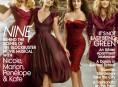 imagen Las actrices de «Nine» son tapa de Vogue
