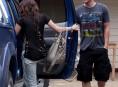 imagen Miley Cyrus y Liam Hemsworth juntos en Australia