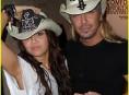 imagen Miley Cyrus y Bret Michaels juntos