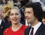 imagen Kate Winslet se casó por tercera vez